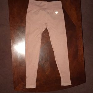 Forever 21 pink yoga pants